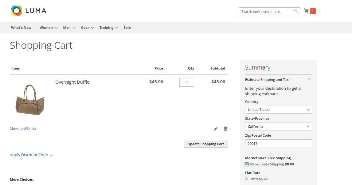 webkul-magento2-marketplace-free-shipping-customer-view-shipping-page-2