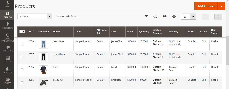 Magento 2 Multi-Vendor Marketplace Daily Deals Add-On