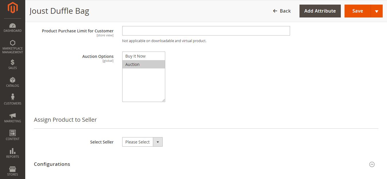 enable-Auction-option