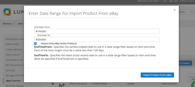 import-ebay