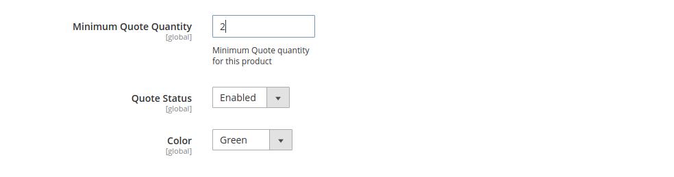 Quote Quantity
