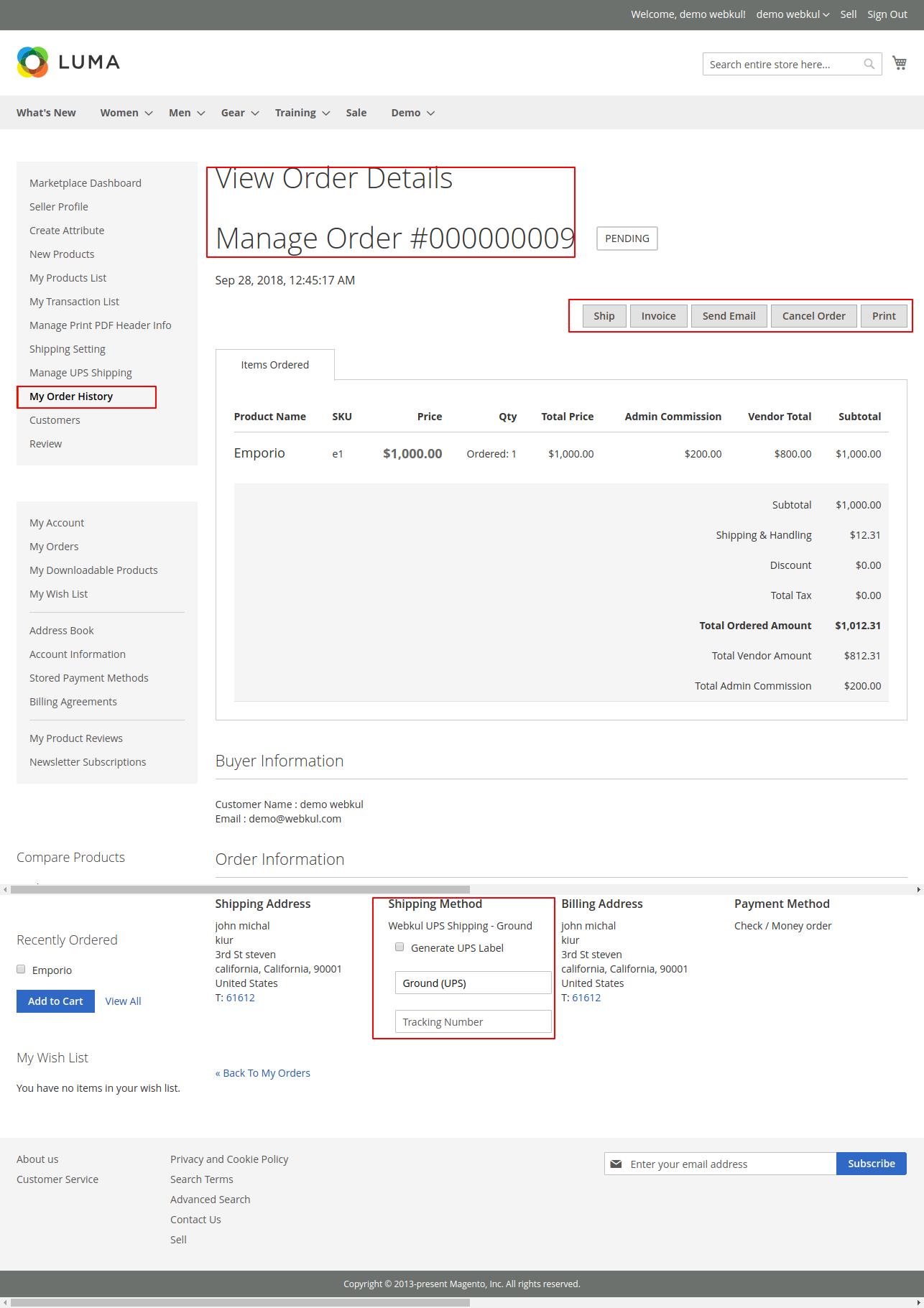 webkul-magento2-ups-shipping-view-order.png