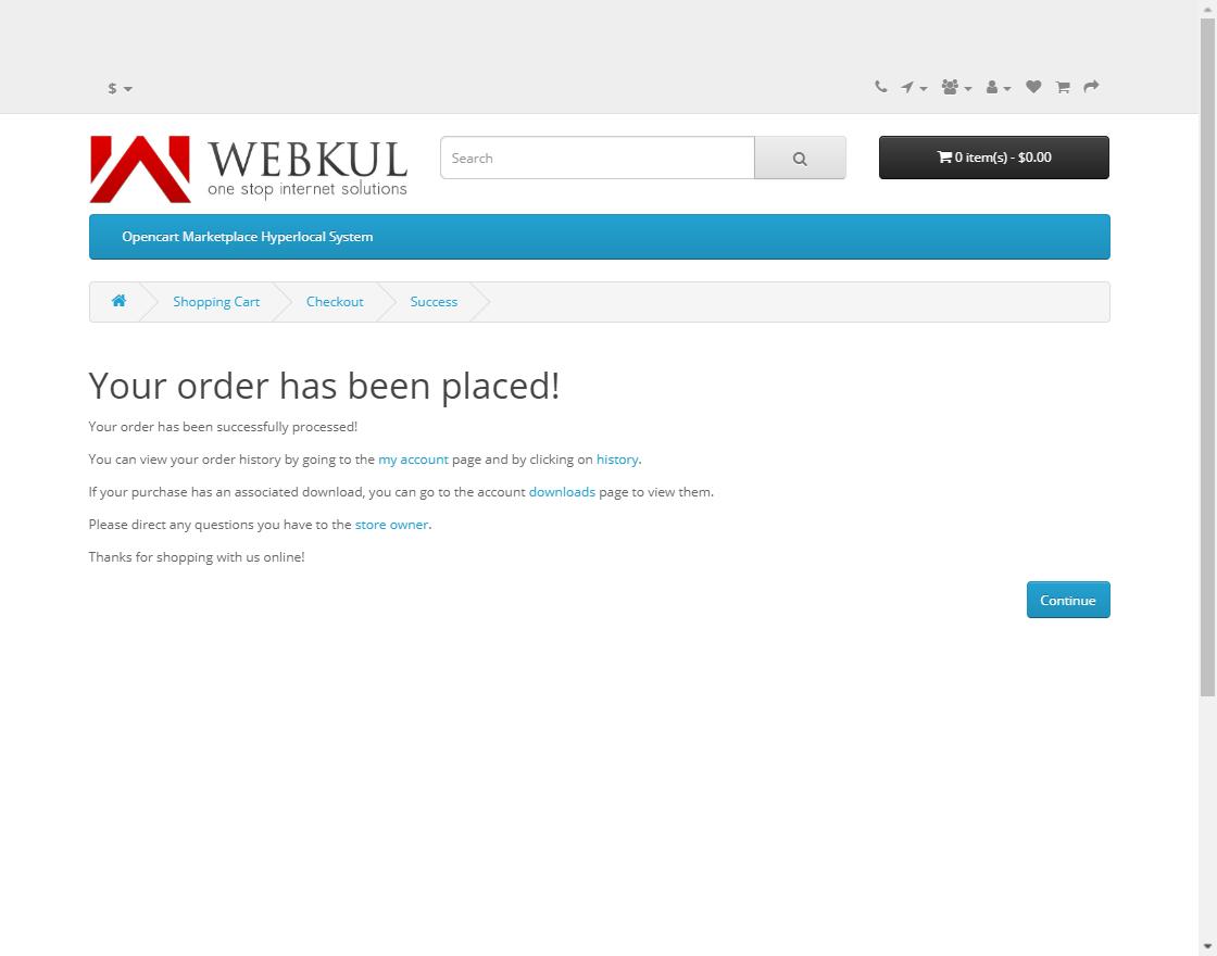 webkul-opencart-marketplace-hyperlocal-system-module-seller-productcheckout-seven