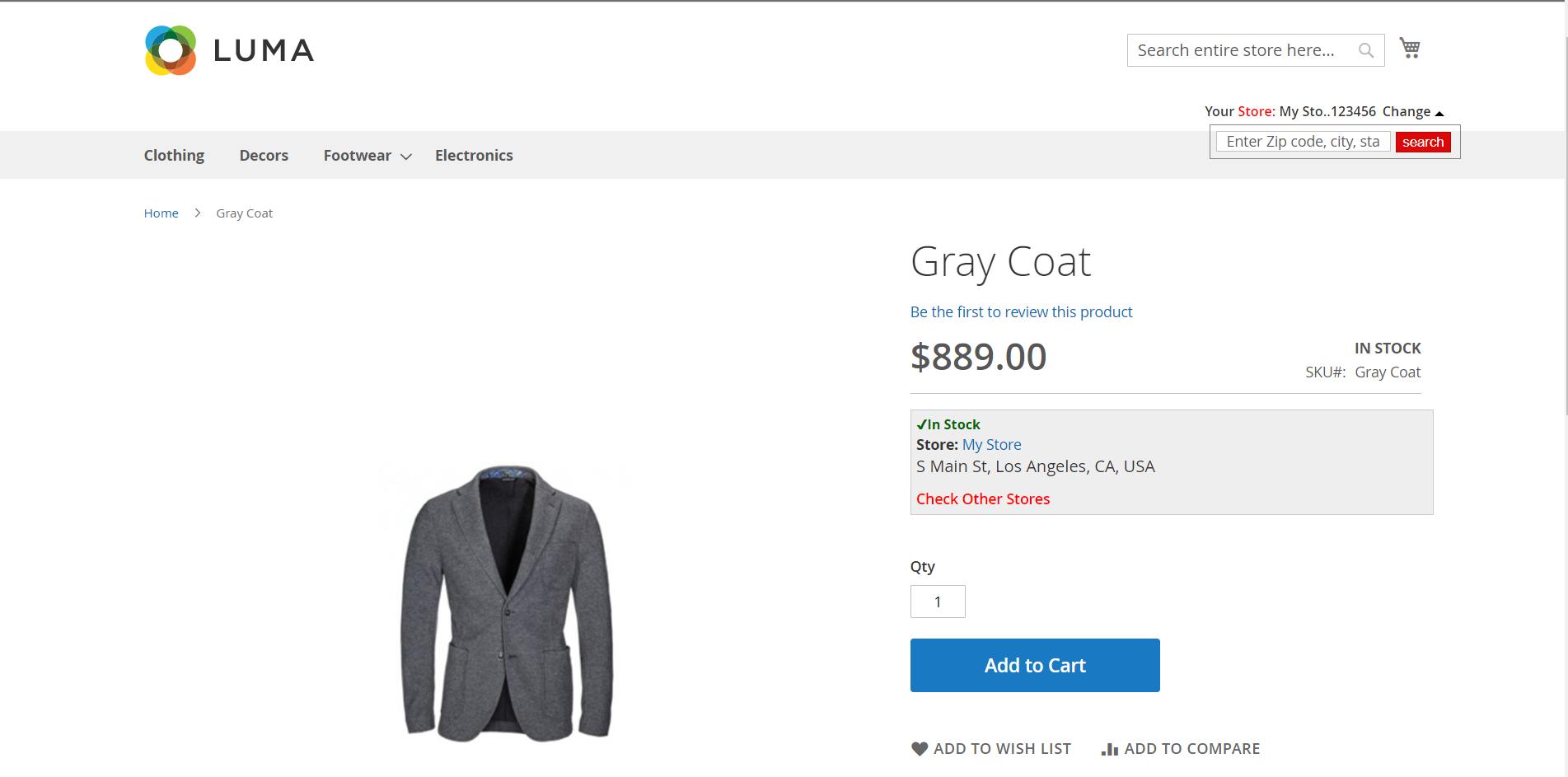 Gray-Coat