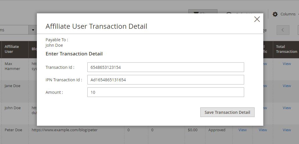 Webkul-Magento2-Affiliate-System-Admin-Pay-Affiliate
