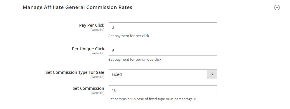 Webkul-Magento2-Affiliate-System-Affiliate-Sales-Configuration-Commission-Rates