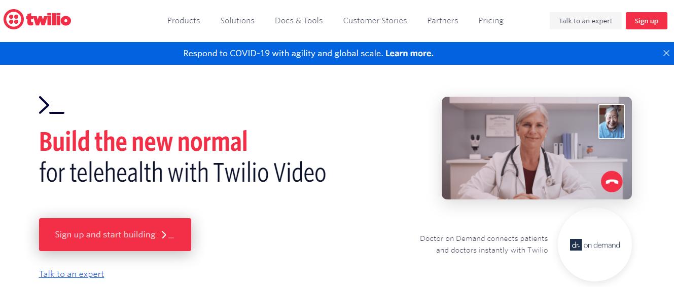Twilio-Communication-Authentication