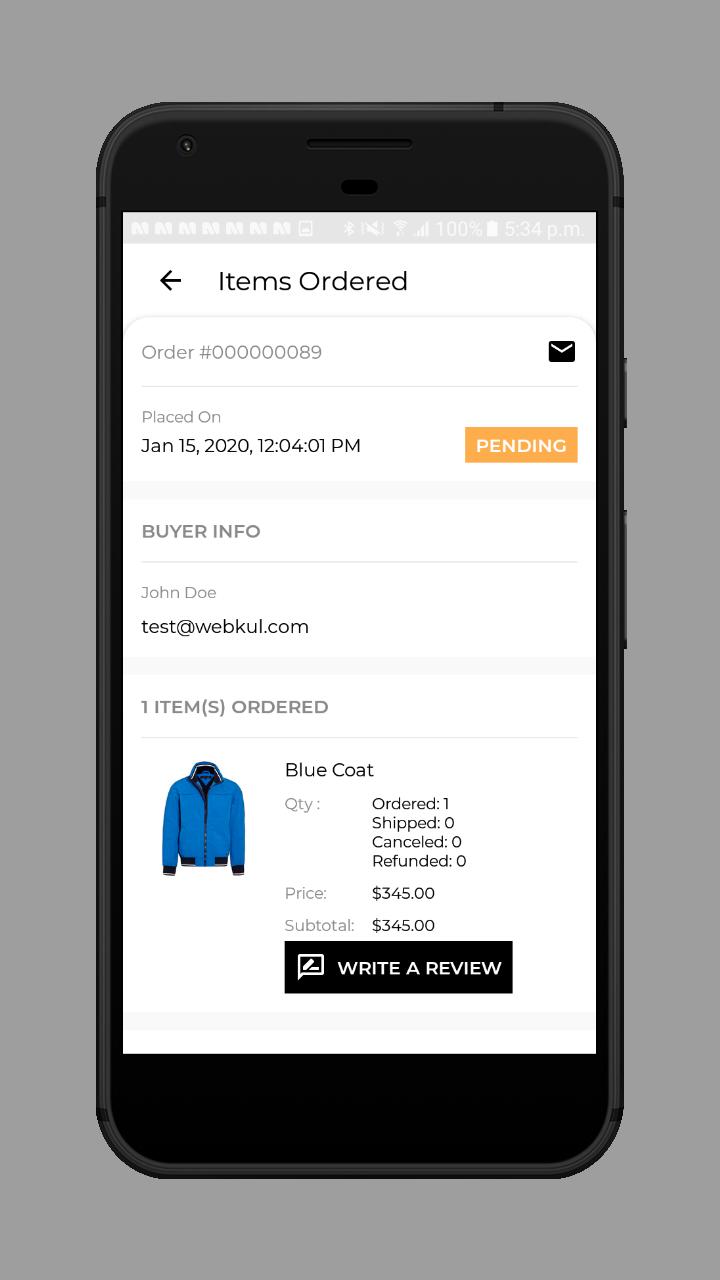 webkul-magento2-ecommerce-marketplace-mobile-app-seller-order-details
