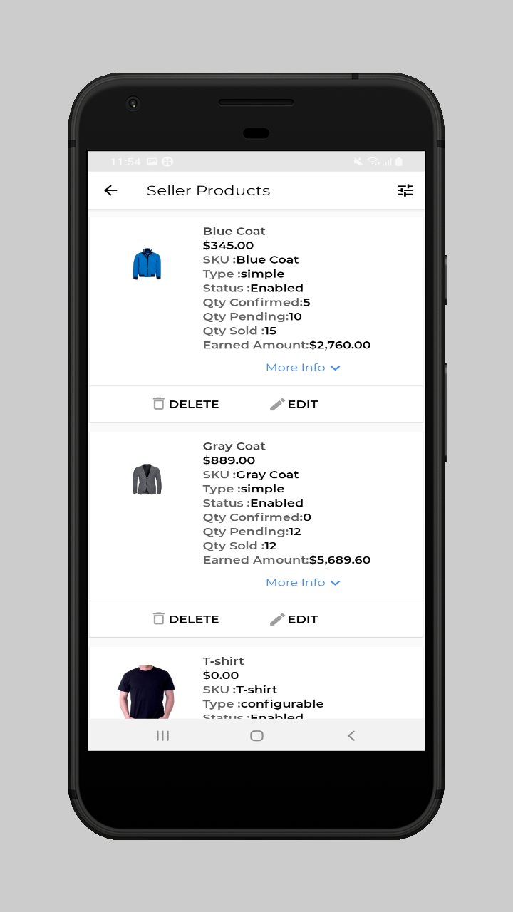 webkul-magento2-ecommerce-marketplace-mobile-app-seller-product-list