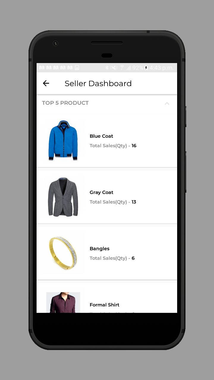 webkul-magento2-ecommerce-marketplace-mobile-app-seller-top-five-products