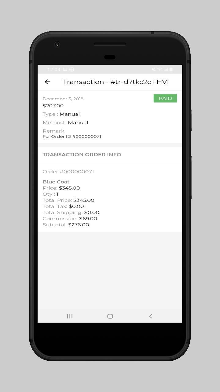 webkul-magento2-ecommerce-marketplace-mobile-app-seller-view-transaction