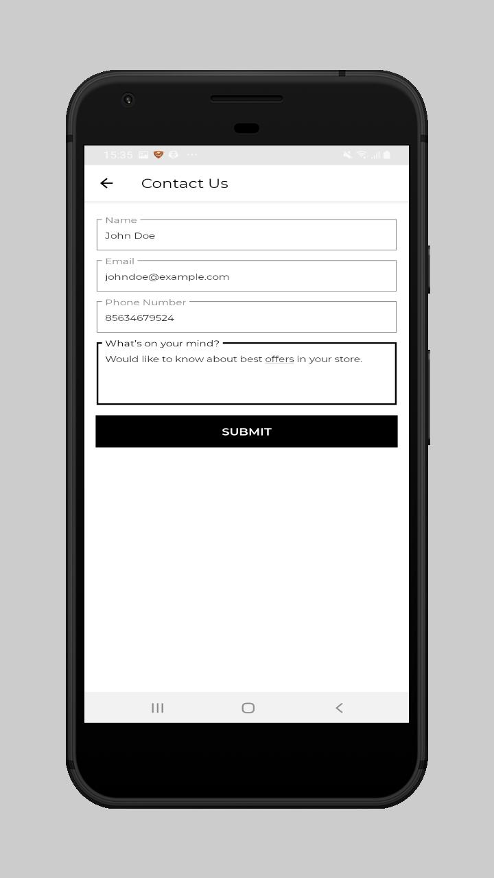 webkul-magento2-ecommerce-marketplace-mobile-app-user-contact-admin