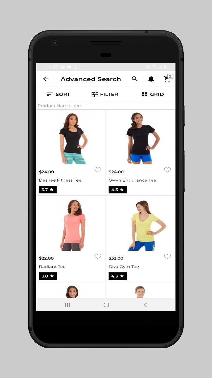 webkul-magento2-ecommerce-marketplace-mobile-app-user-search-advance-result