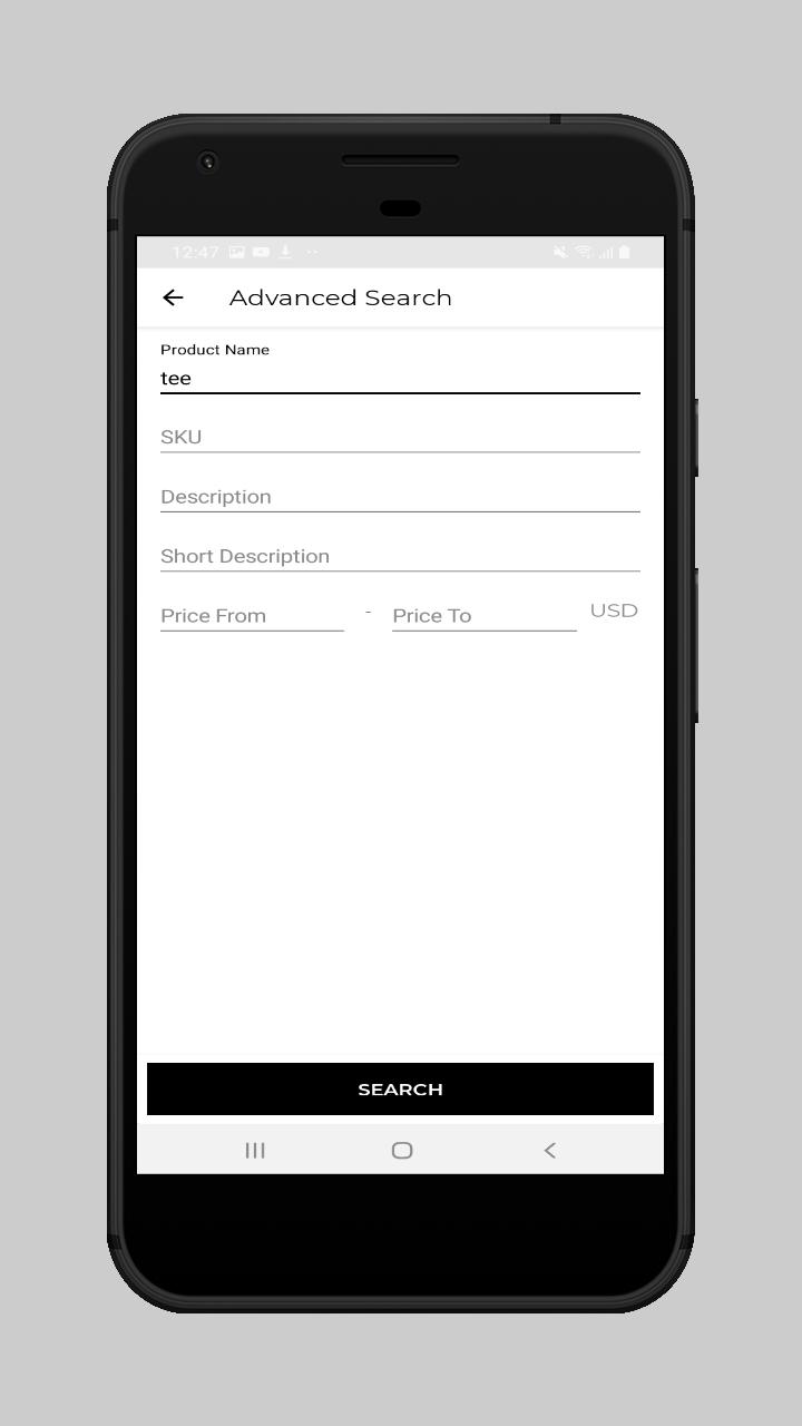 webkul-magento2-ecommerce-marketplace-mobile-app-user-search-advance