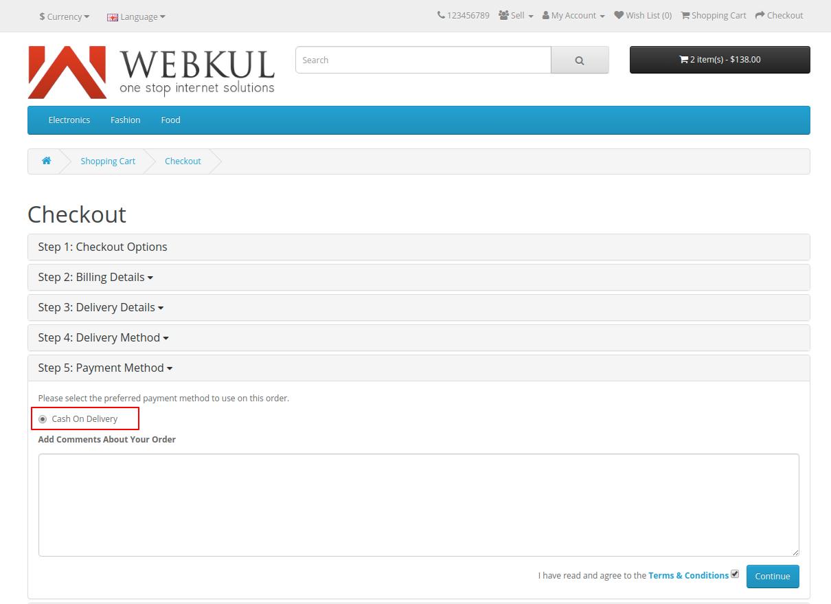 webkul-opencart-marketplace-split-order-payment-methods-at-checkout