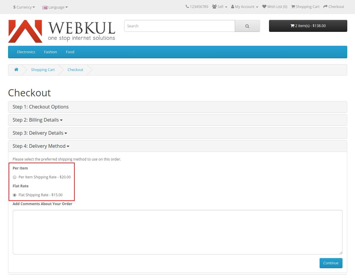 webkul-opencart-marketplace-split-order-shipping-methods-at-checkout-1