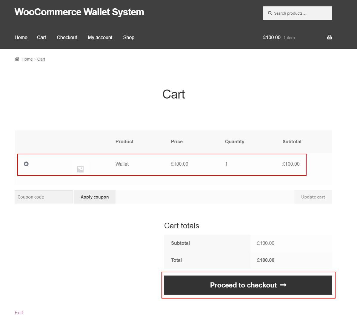 webkul-woocommerce-wallet-system-customer-cart-page