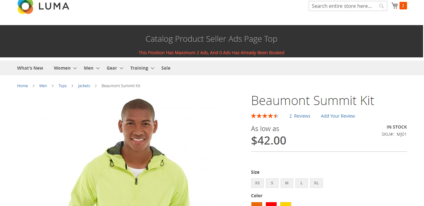 Catalog-Product-Seller-Ads-Page-Top