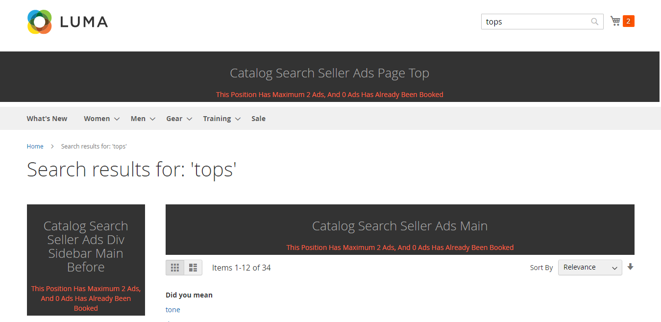 Catalog-Search-Seller-Ads
