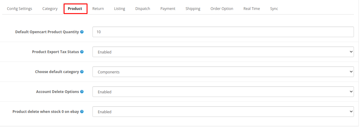 Webkul-opencart-ebayconnector-importproducts