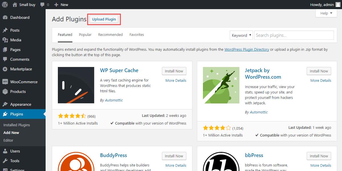 WordPress WooCommerce Marketplace Quote System