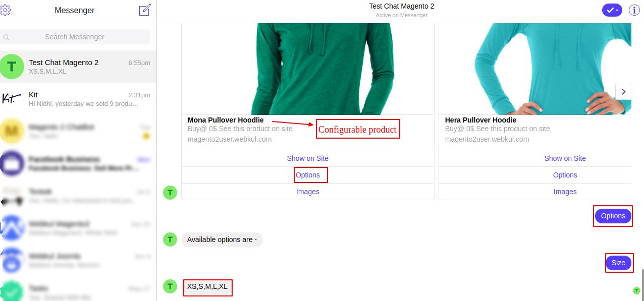 webkul-magento2-chatbot-facebook-show-product-option1