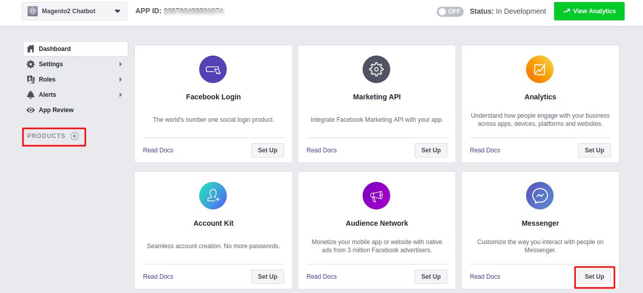 Facebook Chat Bot for Magento 2 Extension | Facebook