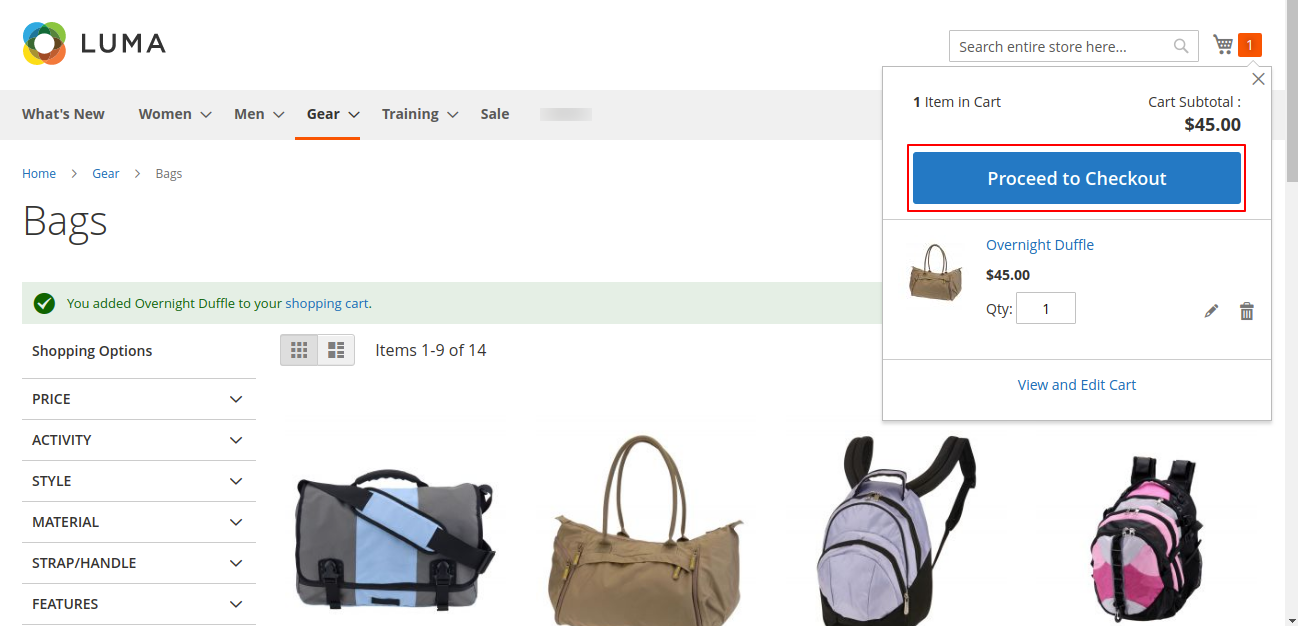 webkul-magento2-one-step-checkout-cart-checkout-option-1