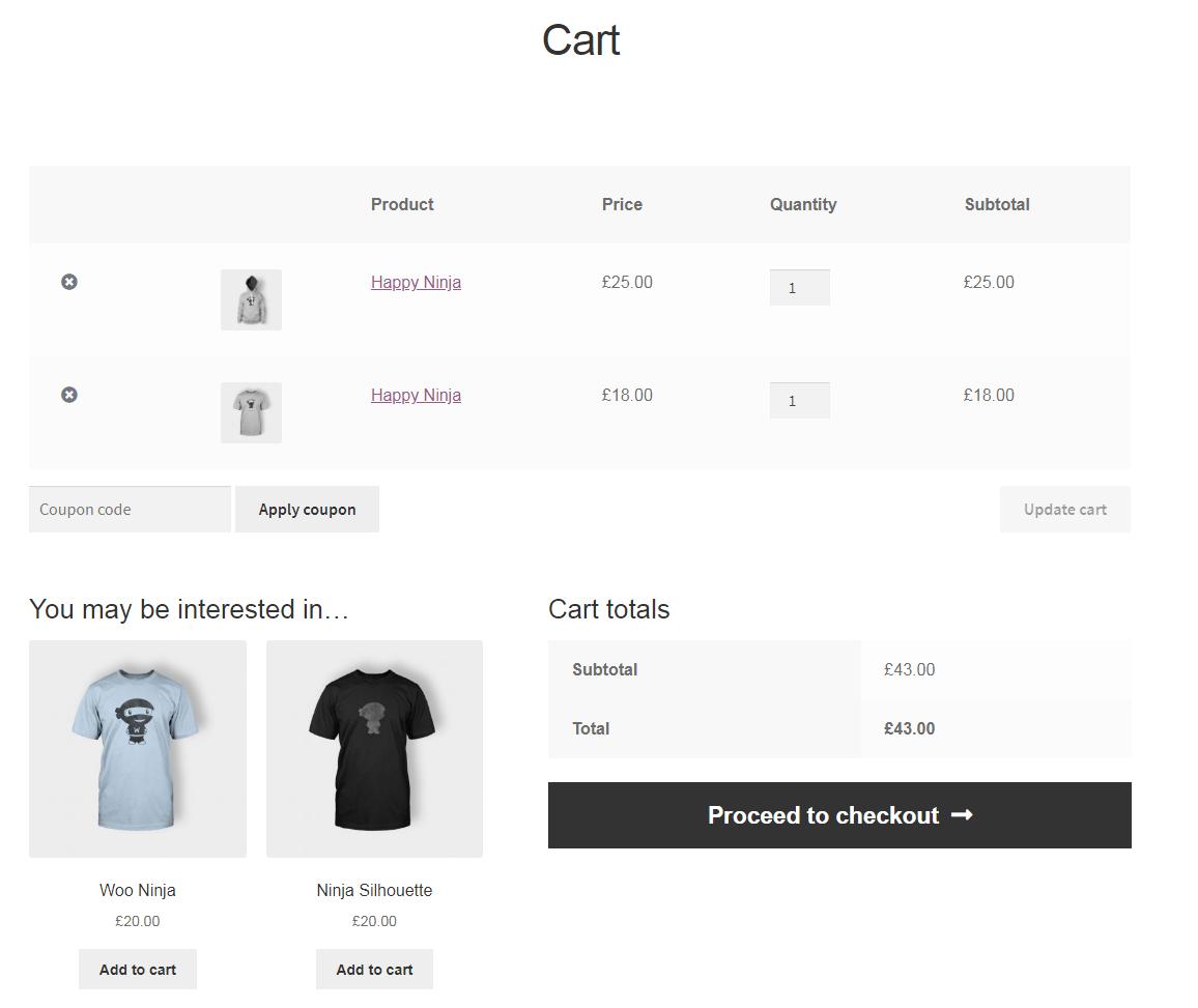 Cart-–-WooCommerce-Pre-Order