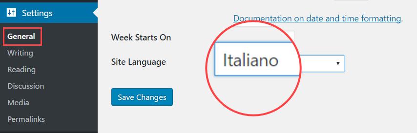 Multi Language Translation