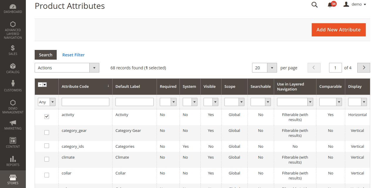 webkul-magento2-advanced-layered-navigation-admin-end-product-attributes
