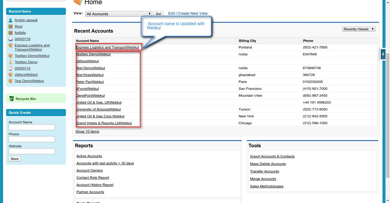 Batch Apex Example In Salesforce - Webkul Blog
