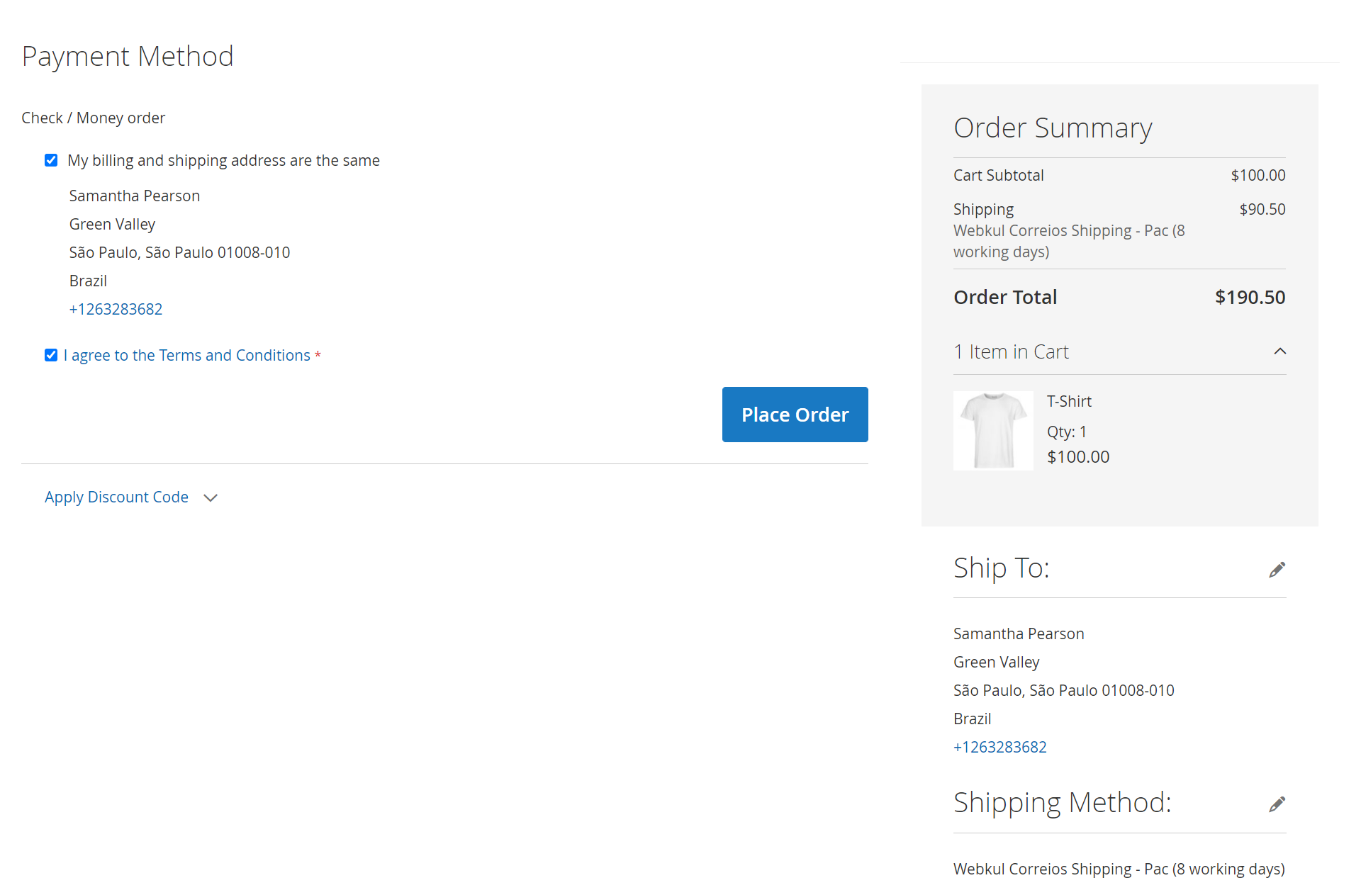 webkul-magento2-marketplace-correios-shipping-review-and-payments