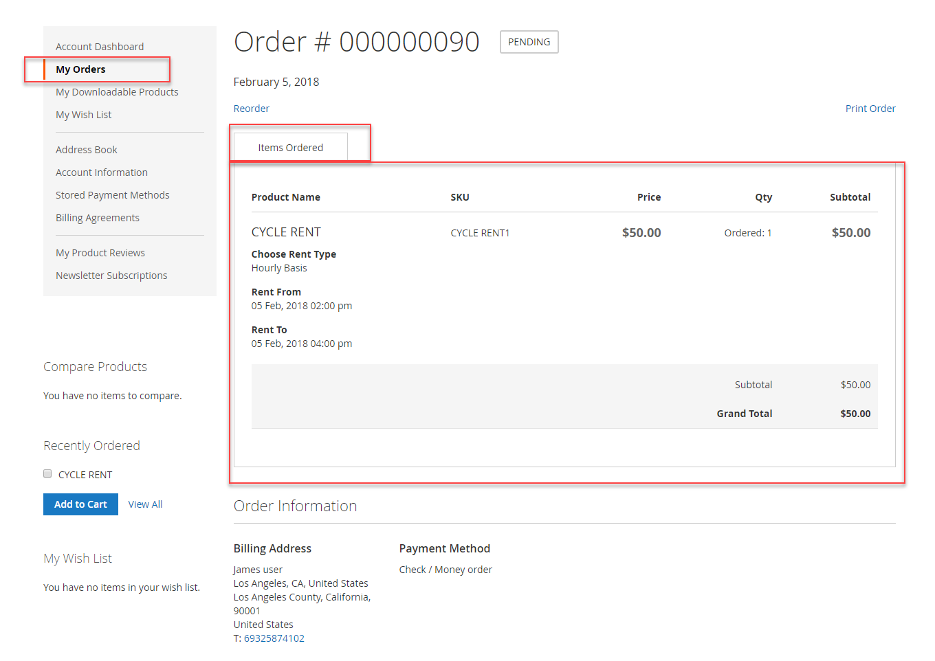 Magento 2 Rental Extension_rental booking system