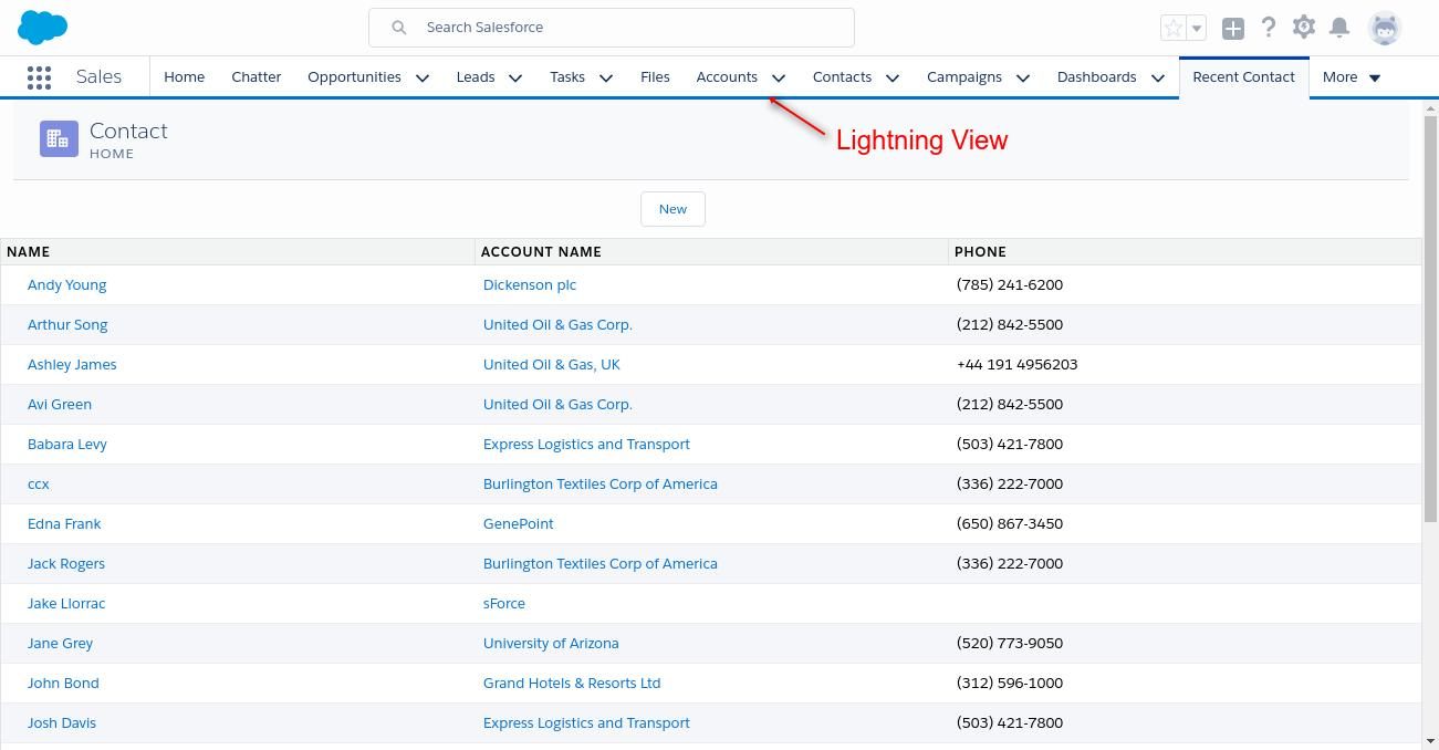 Converting Visualforce Page Look In Lightning Look - Webkul Blog
