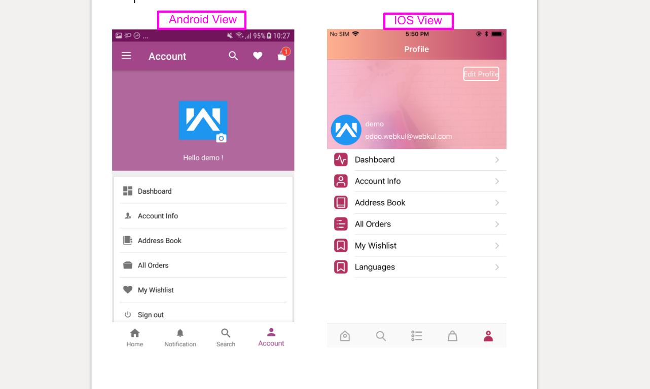 Mobile App Builder by Mobikul 1