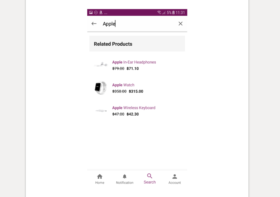 Odoo Mobile App for Android & iOS