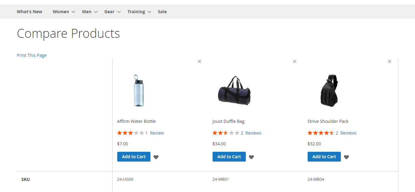 Products-Comparison-List-Magento-Commerce