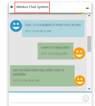 Chat-System-Name