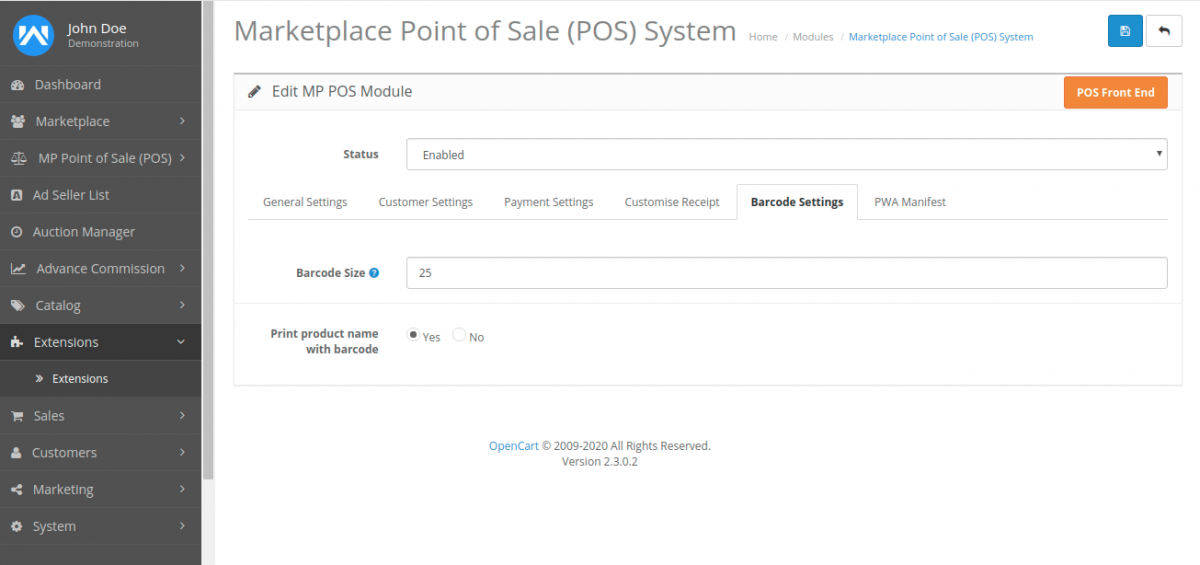 Marketplace-Point-of-Sale-POS-System-barcode-setting