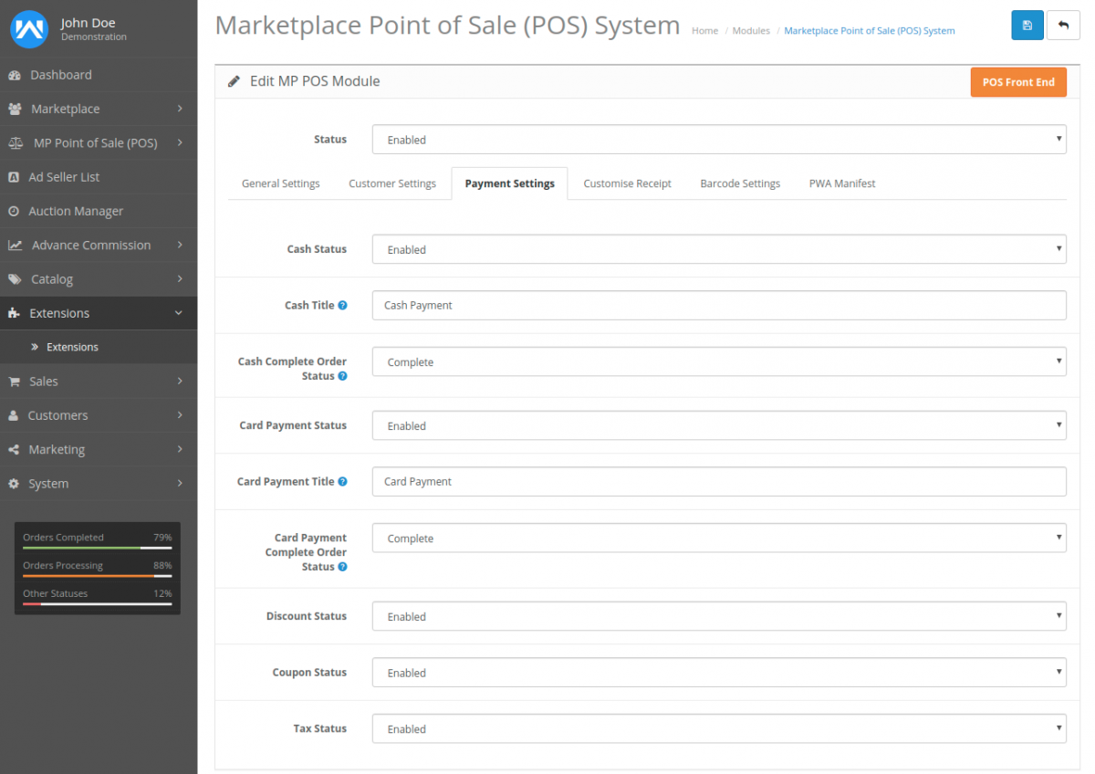 Marketplace-Point-of-Sale-POS-System-payment-setting