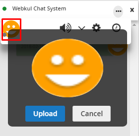 chat profile pic