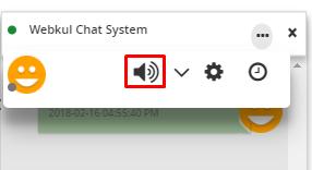 chat sound