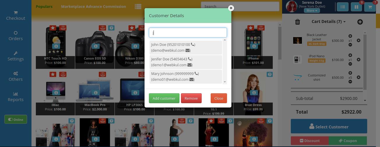 webkul-opencart-pos-admin-add-customer