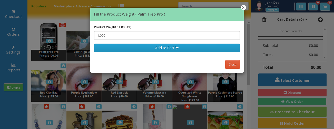 webkul-opencart-pos-frontend-product-weight
