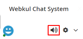 seller chat sound
