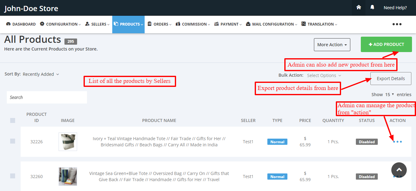 Add Product Multivendor Marketplace for Shopify by Webkul