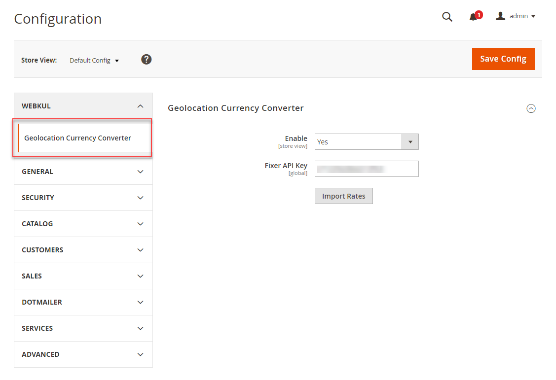 Magento 2 Geolocation Currency Converter | Multi Currency