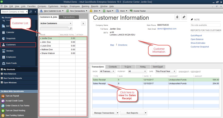 Opencart QuickBooks Desktop Connector | Merchant Accounting