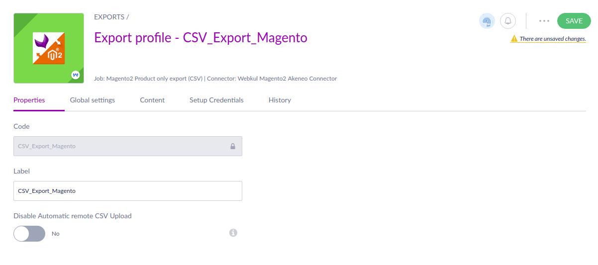 Magento 2 Akeneo PIM | Import/Export Products, Categories